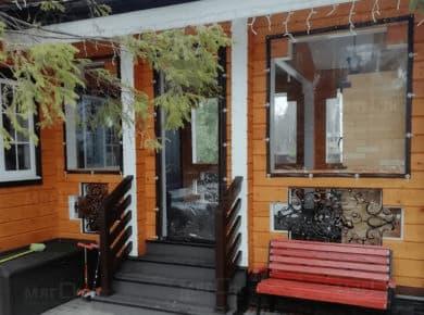 Мягкие окна ПВХ для веранды в Одинцово