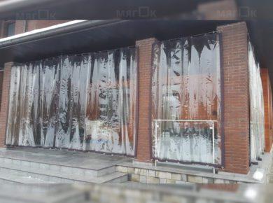 Мягкие окна ПВХ для веранды в Сергиевом Посаде